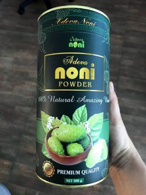 trái nhàu khô dạng viên 500 gram