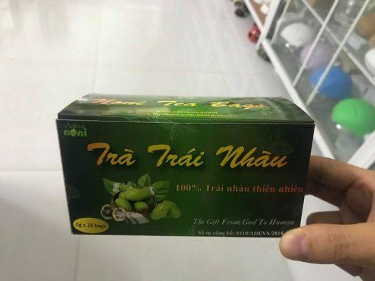 trà trái nhàu
