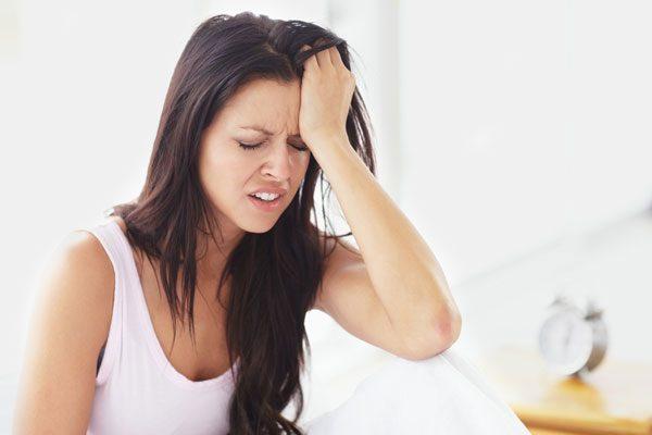 bột trái nhàu trị đau nửa đầu
