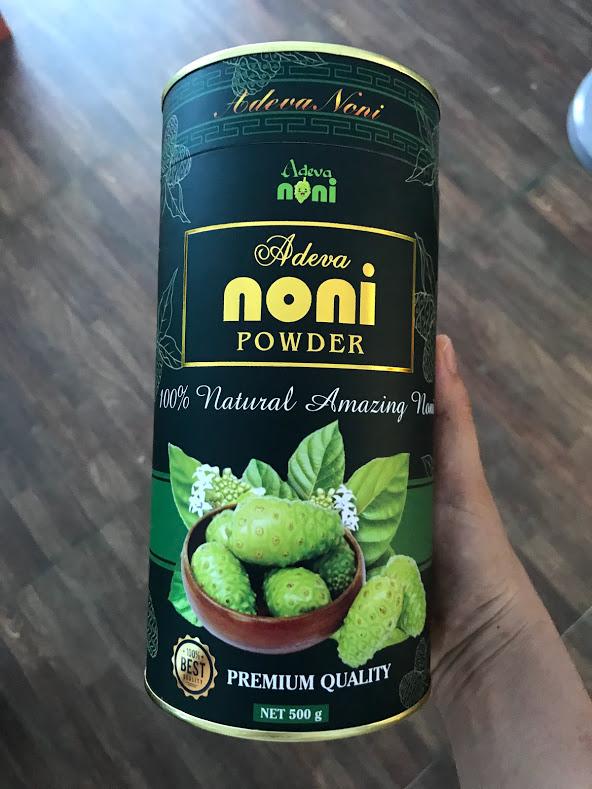 trái nhàu dạng viên 500 gram